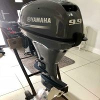 Outboard Motor Boat Engine Yamahas New 15hp 40hp 70hp 75hp 4 Max Tiller Gray Power Dim