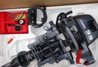 Free Shipping Used/New 40HP 4-stroke outboard motor