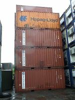 Used Ocean Container Ship Secondhand Shipping ContainerS 40 Feet High Cube