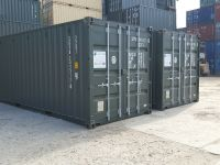 New 20ft and 40ft Side opening container for sea shipping