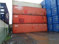 """Second Hand 20"""" 40""""ft Cheap Used Sea Shipping Containers,"""