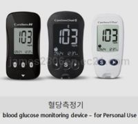 Blood Glucose Meter and Strips