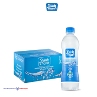 Danh Thanh Sparkling Mineral Water PET 430ml