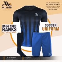 CUSTOMIZED SUBLIMATED SOCCER UNIFORMS - CUSTOM FOOTBALL KIT - CUSTOM FOOTBALL JERSEY