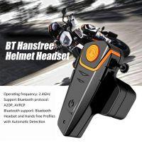 1000m motorcycle bluetooth helmet headset intercom