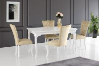 M-773 Table / S-834B Chair Dining Room Set