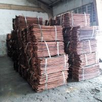 Cheap Price 99.99% pure electrolyte copper cathode