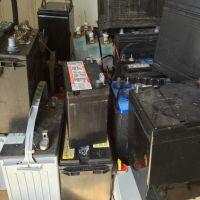 100% USED Battery Scrap