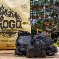 Charcoal Selling High-quality Artificial Hexagonal Sawdust Barbecue Charcoal
