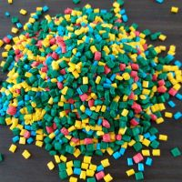 Injection Molding Grade High Flow Abs Granules Plastic Raw Material