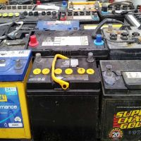 used car battery scrap / Drained Lead-Acid Battery - Lead battery scrap from USA