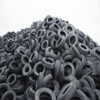 Quality Cheap Used Car Tires / Tire Scraps For Sale