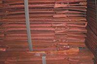 Copper Cathode High Purity 99.99% Copper Cathode Plates