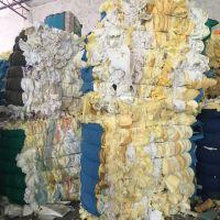 High Density Recycled Plastic PU Sponge Foam Scrap