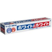 White & White Lion 150g Refreshing mint flavor toothpaste
