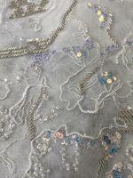 wedding dress fabrics