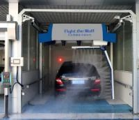 fully automatic / touchless  car wash machine,