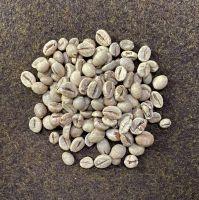 Java Robusta Green Coffee Beans : Polish