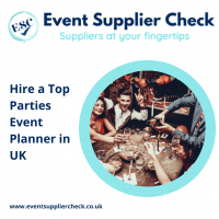 Hire a Top Parties Event Planner in UK
