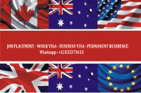 Work Visa - Job Placement - Work Permit