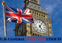 The United Kingdom Visa - Tier 2