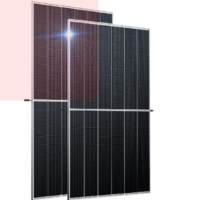 600/670 solar panel/550W black solar panel
