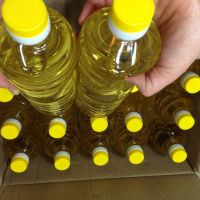 Top quality refined sunflower oil
