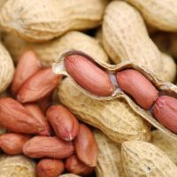 Top grade peanuts.