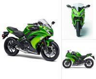 Sport motor bike