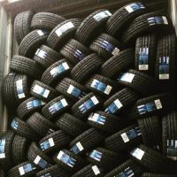Japanese used car tires