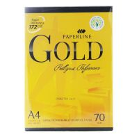 gold printing a4 copy paper 80gsm