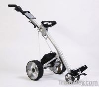 106E shark golf trolley