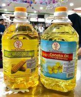 Pure soybean oil