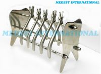 Dental Orthodontic Retainer Brace Clear Aligner Pliers Set of 5 PCS