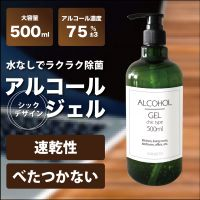 RS-L1250 SARARITO, Alcohol gel Chic Type