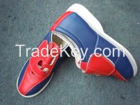 2014 New Arrival Quality  PU Rental Bowling Shoes