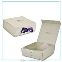 Foil Hot Stamping Folding Rigid Box for Shipping Hair Clothing Shoes Perfume Luxury Magnet Packaging Custom Logo Eco Friendly