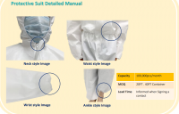 SF Guard 2020 � Protective Suit