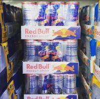 100% Red bull energy drink original packed