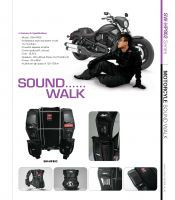 motor bike audio jacket