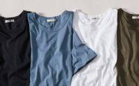 Men�s basic T-shirts