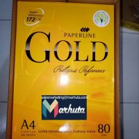 Best quality Paperline Gold A4 paper 80 gr