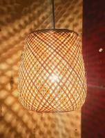 Bamboo Lampshade