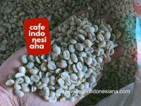 Indonesian Arabica Green Coffee Bean