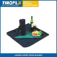 LARGER LUXURY PICNIC BLANKET