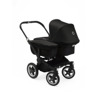 Bugaboo Donkey 2 Mono Baby Stroller, Foldable Stroller, Converts Into Twin Side-