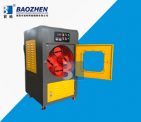 Dry powerful high-speed centrifuge