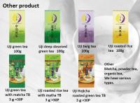 High Quality Japanese Organic Green Tea