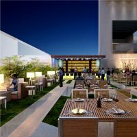 Commercial Food Court Space In Noida