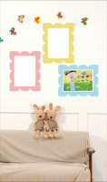 DIY Picture Frame - Butterfly type